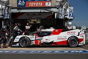 Le Mans Breaking news Toyota simulating random failures to prepare for Le Mans