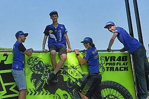 MotoGP Важливі новини Калінін навчатиметься в академії Валентино Россі