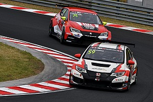 TCR Qualifying report Norbert Michelisz on pole for his home races