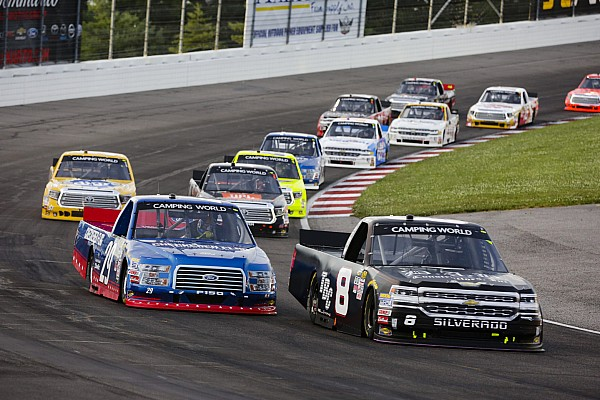 NASCAR Truck Breaking news Five things to watch in the NASCAR Truck race at Iowa