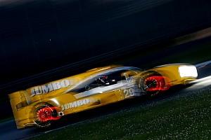 ELMS Toplijst Foto's: Racing Team Nederland test op Monza