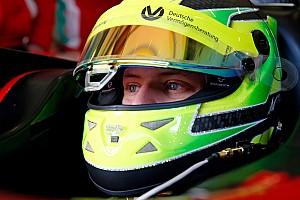 """F3 Europe Últimas notícias Mick Schumacher: """"Meu pai é meu ídolo e modelo a seguir"""""""