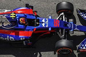 Формула 1 Новость В Toro Rosso признали ухудшение темпа развития машины