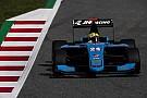 Maini consigue su primera victoria en GP3