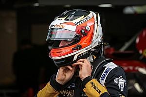 Формула V8 3.5 Отчет о гонке Биндер выиграл вторую подряд гонку Формулы V8 3.5 в Монце