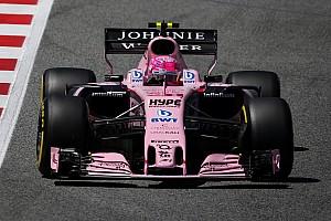 Формула 1 Новость Force India наказали условно за номера на машинах