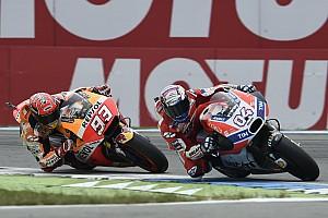 MotoGP Últimas notícias Dovizioso admite que pensou no campeonato em Assen