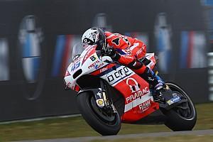 MotoGP Репортаж з практики Гран Прі Нідерландів: Реддінг виграв дощову третю практику