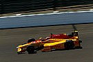 Hunter-Reay's Indy 500 bid goes up in smoke