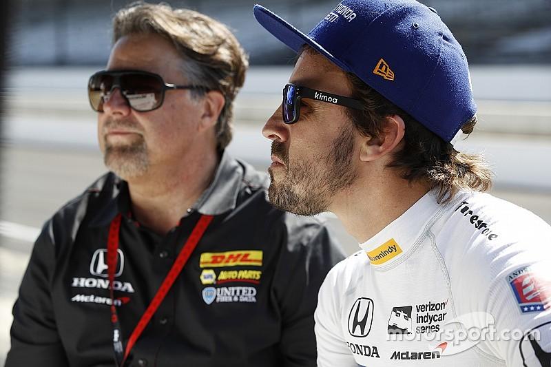 McLaren, IndyCar'a girişi ve Alonso testini henüz onaylamadı