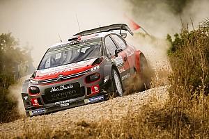 WRC Ultime notizie Citroen: ecco perché Mikkelsen ha usato il Rally d'Italia come test
