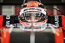 Рассел протестирует машину Mercedes F1 на «Хунгароринге»