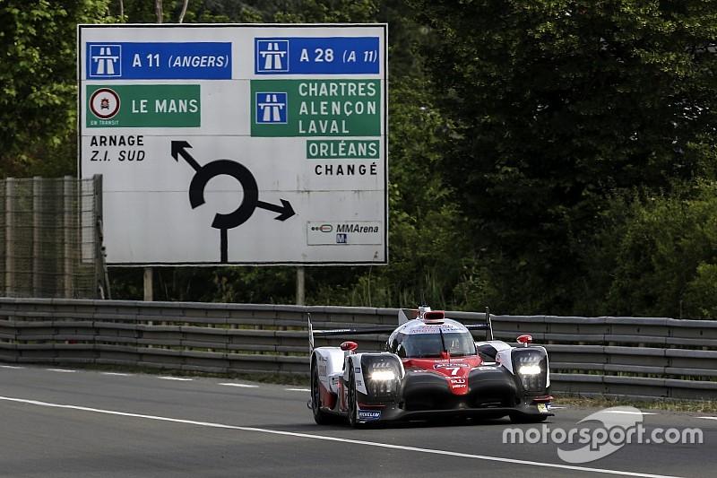 Toyota acepta el cartel de favorito para las 24 Horas de Le Mans 2017