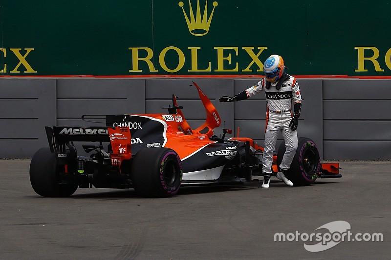 Honda ungkap sumber masalah mesin F1 2017 mereka