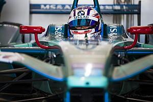 Формула E Новость Бломквист стал пилотом Andretti в Формуле E