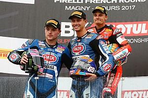 WSBK Réactions Yamaha, un double podium et des ambitions pour l'avenir