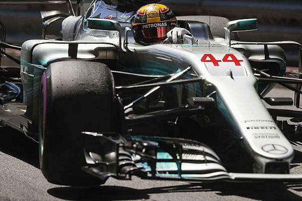 Hamilton: Mobil 2017 tersulit sepanjang karier F1 saya