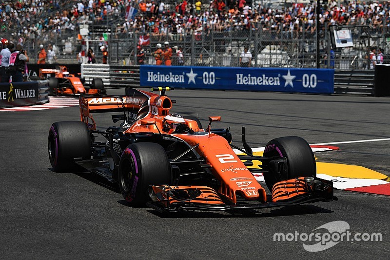 Chronique Vandoorne - Un GP de Monaco positif malgré les accidents