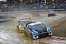 World Rallycross France WRX: Kristoffersson leads Loeb for fourth straight win