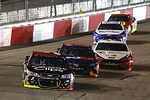 NASCAR Cup Commentary Parity in NASCAR: Why it's up to the teams to bridge Toyota gap