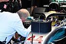 Formule 1 La FIA peine à donner de la visibilité sur la place des rétroviseurs