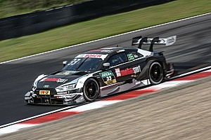 DTM Breaking news Rast annoyed by BMW's