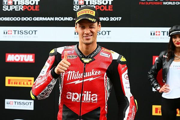 Savadori et son test MotoGP : trop court pour tout comprendre