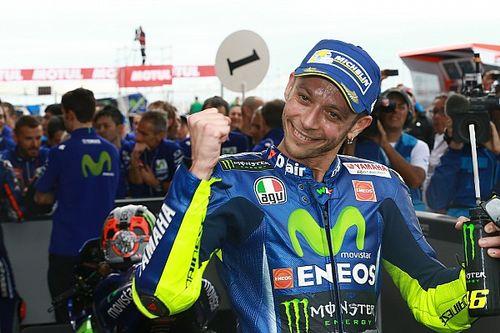 "Rossi blij met tweede plek in 350e GP: ""Ik was sterker dan in Qatar"""