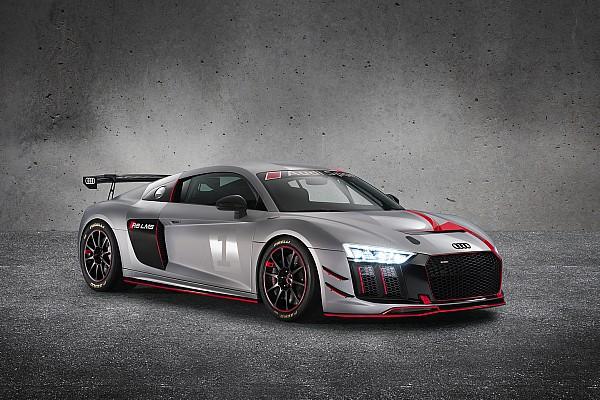 Audi представила машину для GT4