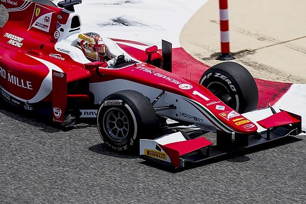 FIA F2 Репортаж з кваліфікації Ф2 у Бахрейні: Леклер здобув поул у дебютній кваліфікації!