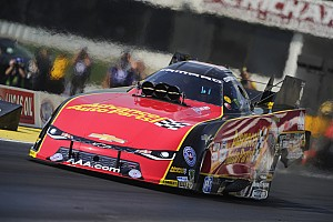 NHRA Qualifying report C. Force, Kalitta, Skillman and Krawiec all preliminary leaders at Mile-high NHRA Nationals
