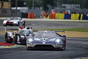 Le Mans Breaking news Fords hit with Le Mans minimum drive time penalties