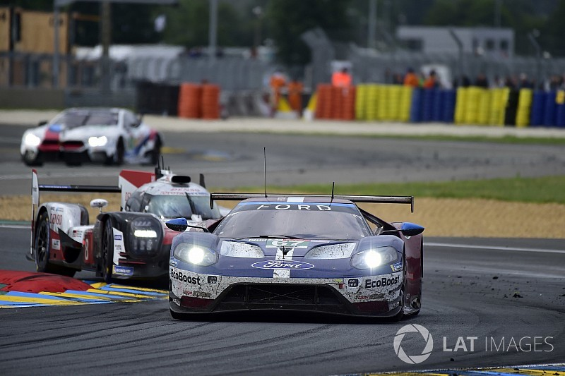 Fords hit with le mans minimum drive time penalties stopboris Gallery