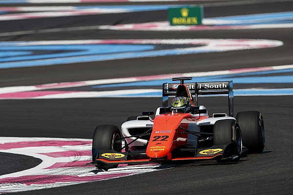 Paul Ricard GP3: Boccolacci leads French 1-2-3 in qualifying