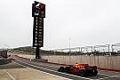 Formel 1 Red Bull in Austin: Rückversetzung kann Verstappen-Laune nicht trüben
