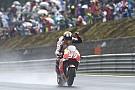 MotoGP Márquez cree que la Honda de 2016 era mejor que la actual en agua