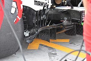 Технічний брифінг: Ferrari повернулась до старого дифузора