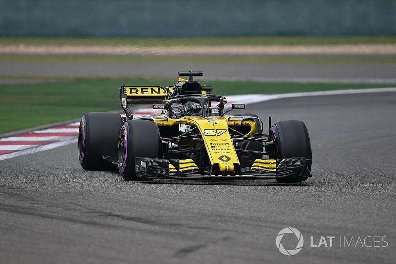 Selbst Vettel geschlagen: Hülkenberg wieder in Galaform
