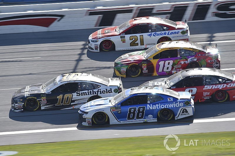 """Roger Penske: Talladega put """"the real drivers in the driver's seat"""""""
