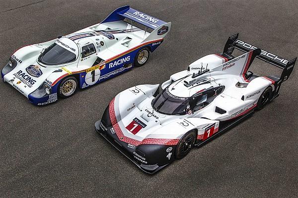 Porsche bringt 919 Hybrid Evo und 956 C auf die Nordschleife