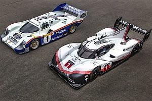Langstrecke News Porsche bringt 919 Hybrid Evo und 956 C auf die Nordschleife