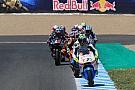 Moto2 Baldassarri dominateur, Márquez à terre à Jerez