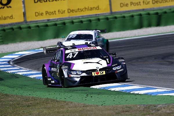 DTM Glock lobt BMW-Rookie Eriksson:
