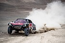 Carlos Sainz regresa al Top 6 del Dakar
