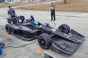 IndyCar Actualités L'IndyCar 2018,