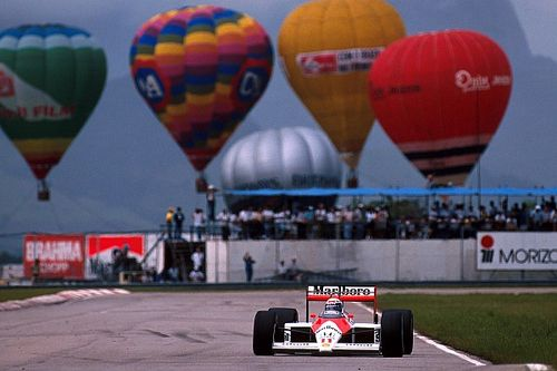 Which circuits hosted Formula 1's season opener?