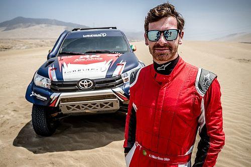 WRC: l'allenatore Villas-Boas esordirà al Rally Portogallo