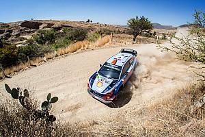 WRC Leg звіт Ралі Мексика: несподіванки першого дня