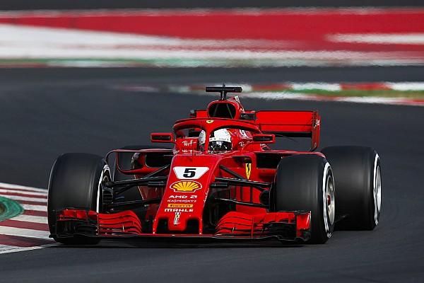 Vettel: Ferrari'nin daha fazla performans bulması gerekiyor