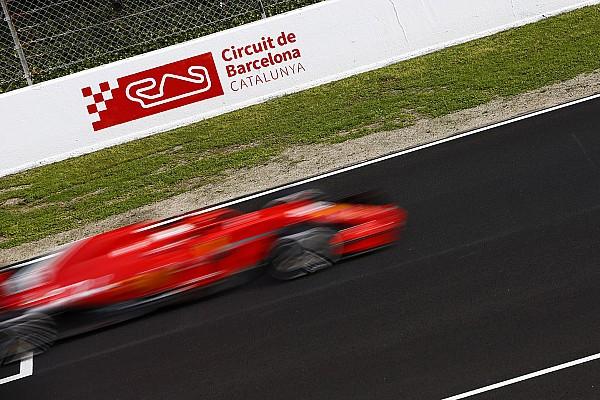VIDEO: La jornada de F1 en Barcelona
